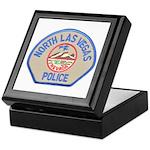 North Las Vegas Police Keepsake Box