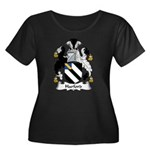 Harford Family Crest Women's Plus Size Scoop Neck