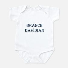 Branch Davidian Infant Bodysuit