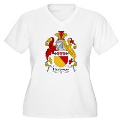 Hardman Family Crest T-Shirt