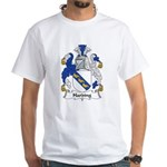 Harding Family Crest White T-Shirt