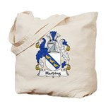 Harding Family Crest Tote Bag