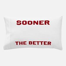 Oklahoma Pillow Case
