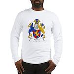 Hanke Family Crest Long Sleeve T-Shirt