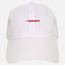 INSECURITY Baseball Baseball Cap