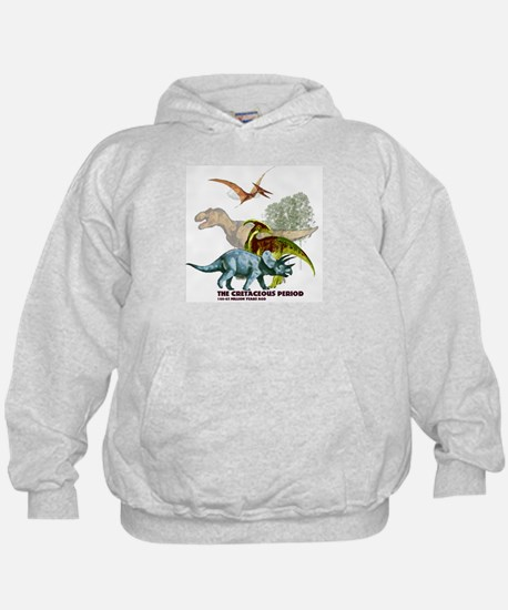The Cretaceous Period Hoody