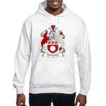 Hancock Family Crest Hooded Sweatshirt