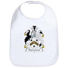 Hammond Family Crest Bib
