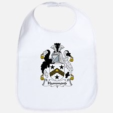 Hammond Family Crest Bib