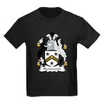 Hammond Family Crest Kids Dark T-Shirt
