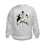 Hammond Family Crest Kids Sweatshirt