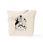 Hammond Family Crest Tote Bag