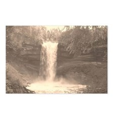 Minnehaha Falls Postcards (Package of 8)