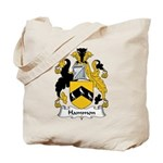 Hammon Family Crest Tote Bag