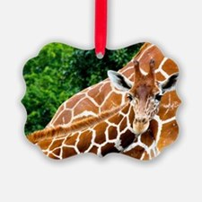 Giraffe Baby Ornament