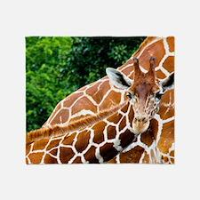Giraffe Baby Throw Blanket