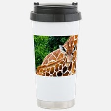 Giraffe Baby Stainless Steel Travel Mug