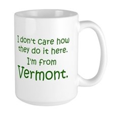 From Vermont Mug