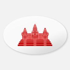 Angkor Wat Ver.2.0 Khmer Temple Decal