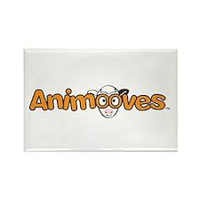 Animooves Logo Magnets
