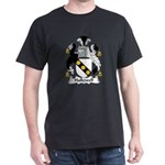 Hallewell Family Crest Dark T-Shirt