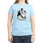 Hallewell Family Crest Women's Light T-Shirt
