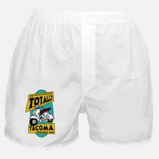 Totally Tacoma Spring Rally 2015 Boxer Shorts
