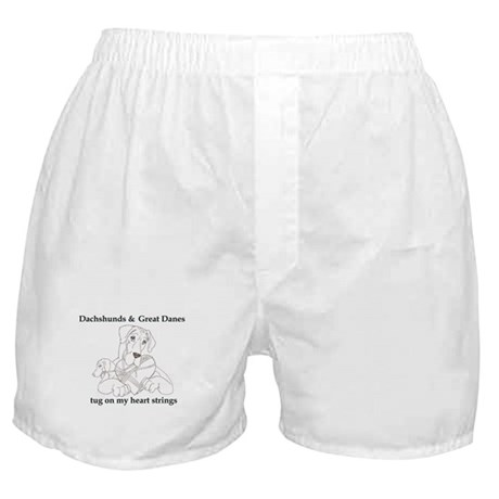 NGDnDox Tug Boxer Shorts