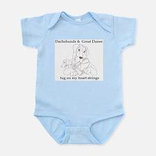 NGDnDox Tug Infant Bodysuit