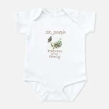 St. Joseph - Family Infant Bodysuit