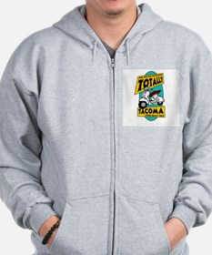 Totally Tacoma Spring Rally 2015 Zip Hoodie