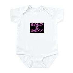 'Bald & Sexy' Infant Bodysuit