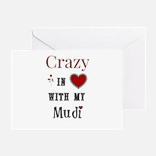 Mudi Greeting Cards