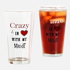 Mudi Drinking Glass