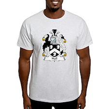 Hall Family Crest T-Shirt