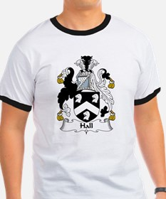 Hall Family Crest T