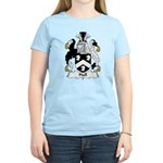 Hall Family Crest Women's Light T-Shirt