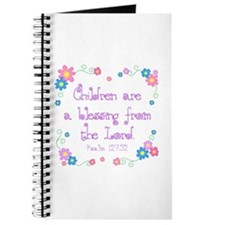 Children are a Blessing Journal