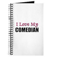 I Love My COMEDIAN Journal