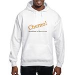'Chemo! Breakfast of Survivors' Hooded Sweatshirt