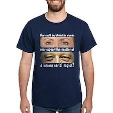 Anti-Hillary Rape Enabler T-Shirt