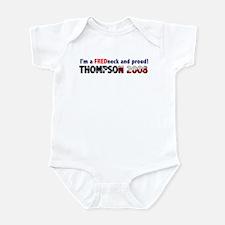 Fredneck Infant Bodysuit
