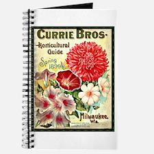 Vintage Currie Brothers Spring 1899 Hortic Journal
