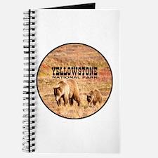 Yellowstone National Park Gri Journal