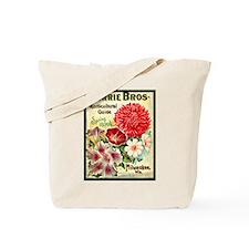 Vintage Currie Brothers Spring 1899 Horti Tote Bag