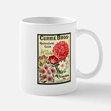 Vintage Currie Brothers Spring 1899 Hor Mug