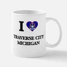 I love Traverse City Michigan Mugs