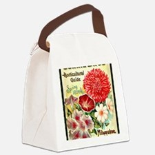 Vintage Currie Brothers Spring 18 Canvas Lunch Bag
