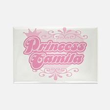 """""""Princess Camila"""" Rectangle Magnet"""