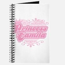 """Princess Camila"" Journal"